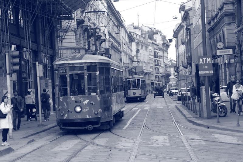 Viaggiare a Milano di Gp