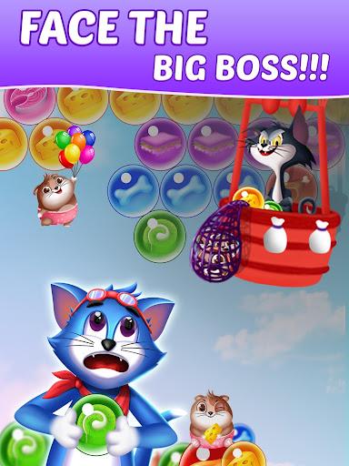 Tomcat Pop: New Bubble Shooter screenshots 8