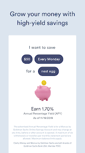 Clarity Money - Manage Your Budget Screenshot