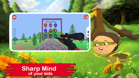 Learn ABC Game – Alphabet Tracing & Phonics for PC-Windows 7,8,10 and Mac apk screenshot 3