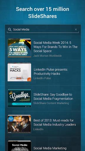 LinkedIn SlideShare screenshot 7