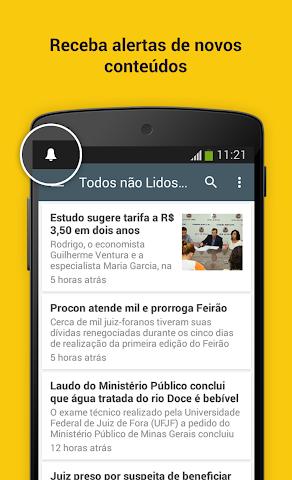 android Notícias Aparecida de Goiânia Screenshot 1