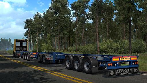 Euro Grand Truck Driving Simulator 2020 android2mod screenshots 7