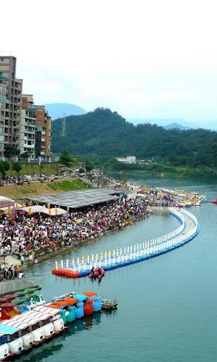 台湾ボートフェスティバルの壁紙