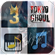 Piano tiles for Tokyo Ghoul 2018 (game)