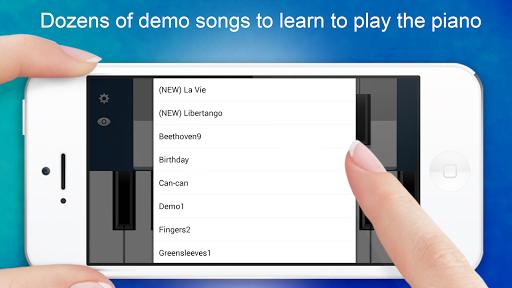 piano solo hd ? screenshot 2