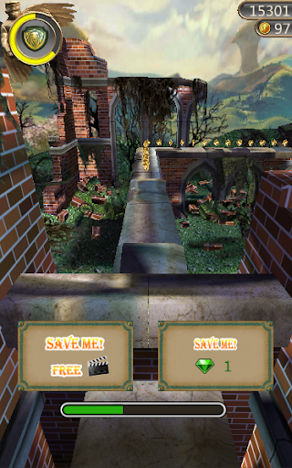 Temple Jungle Run Oz for PC
