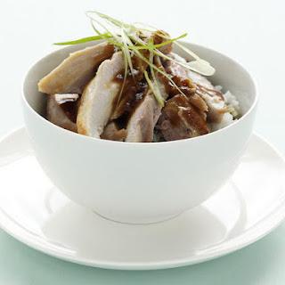 Chicken with Garlic Hoisin Sauce Recipe