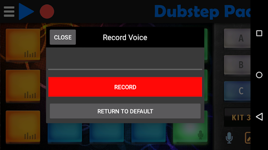Dubstep Pads for PC-Windows 7,8,10 and Mac apk screenshot 4
