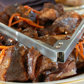 Easy Asian Short Ribs