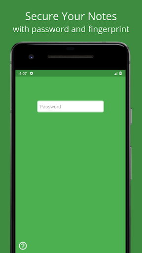 Secure Notepad - Private Notes With Lock 1.6.5 screenshots 1