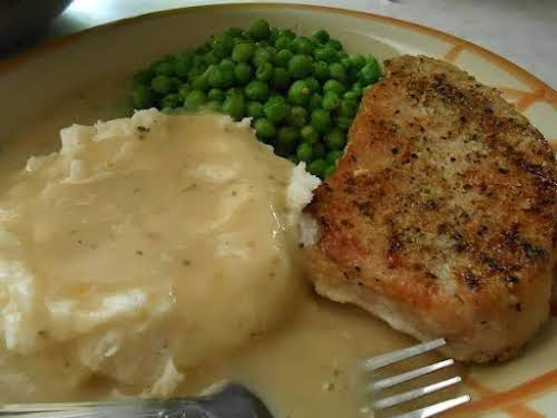 """Pork Chops that Melt in Your Mouth """"Made these tonight. They were..."""