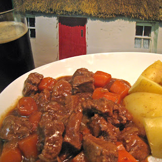 Beef Braised in Guinness.