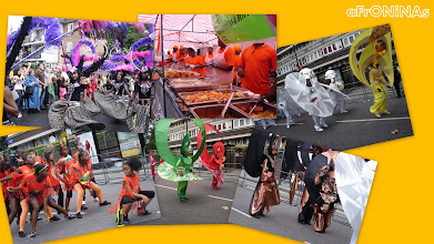 Photo: Collage Carnaval Notting Hill Lee más en aFrONiNAs: http://bit.ly/TTrjtb