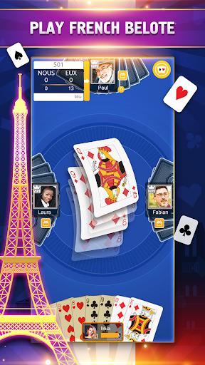VIP Belote - French Belote Online Multiplayer Apk 1