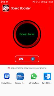 Super Game Booster - náhled
