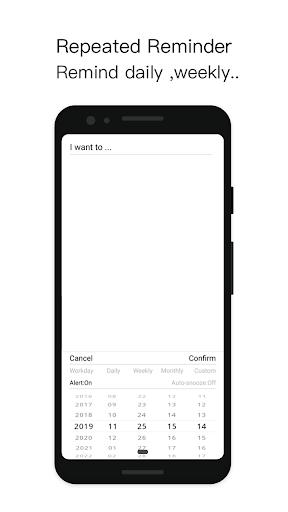MinimaList screenshot 5