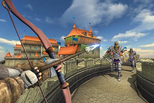 Superhero Ninja Archery Assassin Kungfu Arashi 1.6 screenshots 1