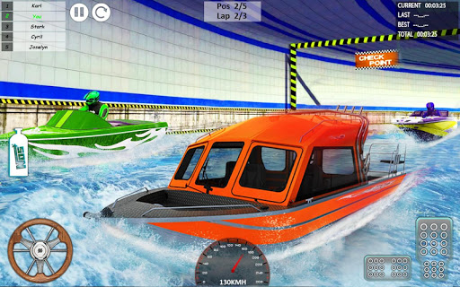 Xtreme Boat Racing 2019: Speed Jet Ski Stunt Games 2.0.1 screenshots 3