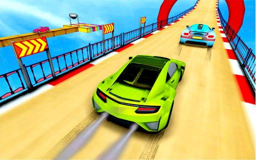 Car Racing Stunt Game - Mega Ramp Car Stunt Games apkpoly screenshots 6