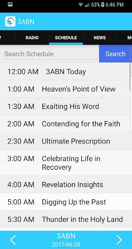 3ABN: Three Angels Broadcasting Network screenshot 5