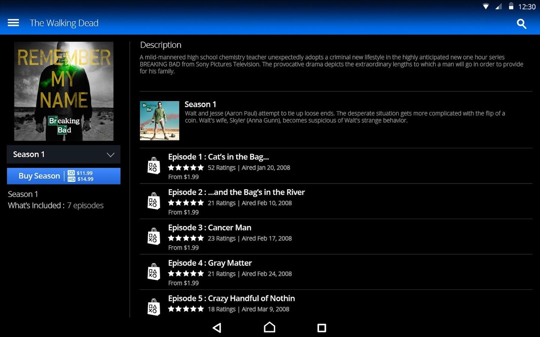 Playstationvideo android apps on google play playstationvideo screenshot urtaz Gallery