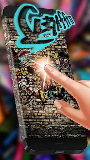 Graffiti Wall Live Wallpaper for PC