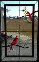 Photo: Cardinal Front Door