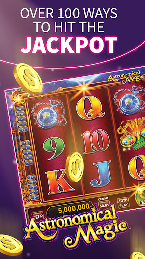 Free Slot Machines & Casino Games - Mystic Slots  screenshots 1