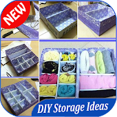 300+ DIY Storage Ideas