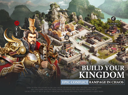 Three Kingdoms: Raja Chaos for PC-Windows 7,8,10 and Mac apk screenshot 8