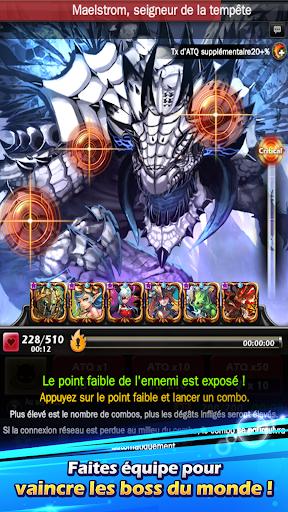 Code Triche Monster Warlord apk mod screenshots 2