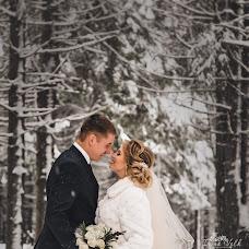 Wedding photographer Irina Volk (irinavolk). Photo of 08.01.2018