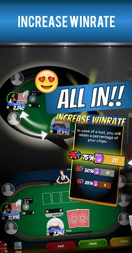 TexasPoker Tournament - Texas Holdem Tournament  screenshots 2