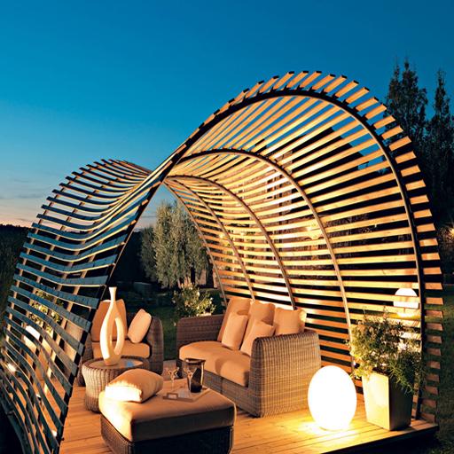 生活App|パーゴラのデザインのアイデア LOGO-3C達人阿輝的APP