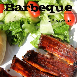 Sweet and Tangy BBQ sauce