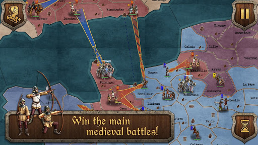 Medieval Wars Free: Strategy & Tactics 1.0.19 androidappsheaven.com 1