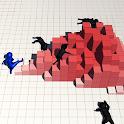 Crowd Breaker 3D icon
