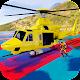 Superheroes Flying Helicopter Racing (game)