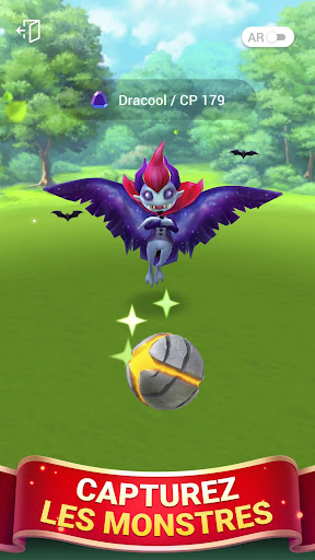 Draconius GO: Catch a Dragon!  captures d'écran 2