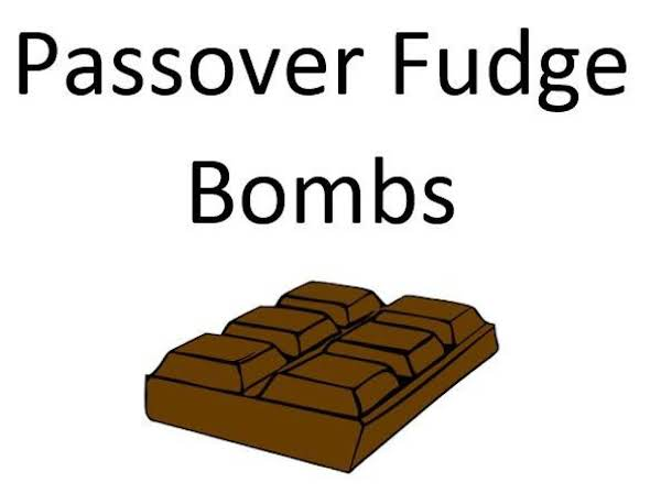 Fudge Cookies (passover) Recipe