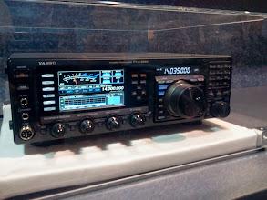 Photo: The new Yaesu FTdx-3000 HF/6m transceiver.