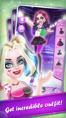 Fashionable Punk Girl`s Story- screenshot thumbnail