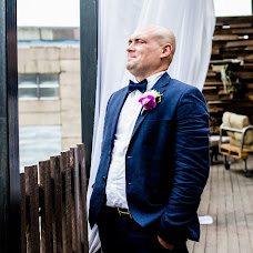Wedding photographer Alina Kukhareva (CutePhotography). Photo of 20.02.2017