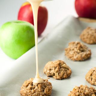 Caramel Apple Oatmeal Bites