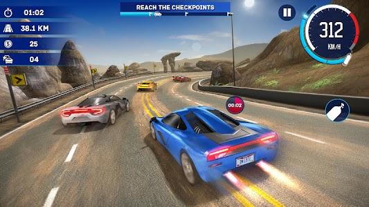 Fast Car Traffic Racing Games 2020:Free Car games 2.2.2