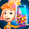 Cake Bakery Story Baking Games icon