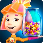 Fixiki Cake Bakery Games & Chocolate Factory Games Icon