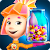 Fixiki Cake Bakery Story & Chocolate Factory Games file APK for Gaming PC/PS3/PS4 Smart TV