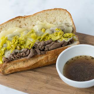 Roast Beef Drip Sandwich